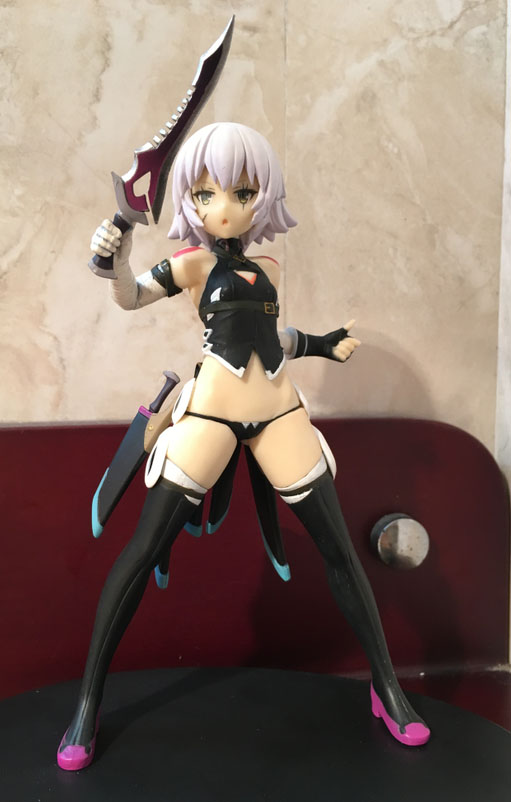 1/8 Japanese original anime figure Fate/Grand Order Assassin Jack the Ripper action figure collectible model toys for boys fate grand order fate apocrypha anime jack the ripper assassin mordred astolfo joan of arc atalanta semiramis rubber keychain