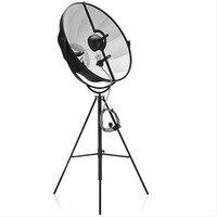 Classics Satellite Modern Floor Lamps Black White Flower Art Home LED CE Room Adjustable Height Living