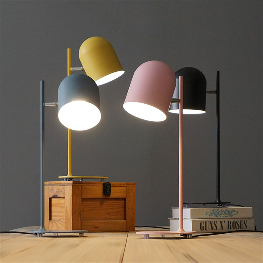 Modern Minimalist Art Desk Lamp Nordic Creative Hot Sales