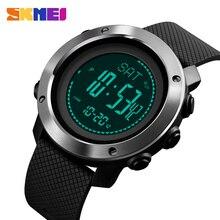 SKMEI Ofutdoor Saports Для мужчин Для женщин часы Восхождение высота Давление компас Шагомер Секундомер электронные часы Relogio Masculino