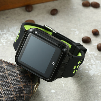 """Hot Sell Drop-proof 4G 1.54"""" TFT HD Colorful LCD Sport Smart Watch Bluetooth Wifi Vibration Blood Pressure Pedometer Bracelet"""