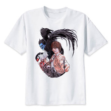 Deathnote Printed T-Shirt