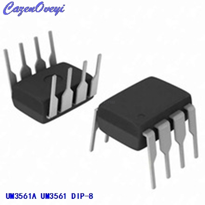 10pcs/lot UM3561A UM3561 DIP-8 In Stock
