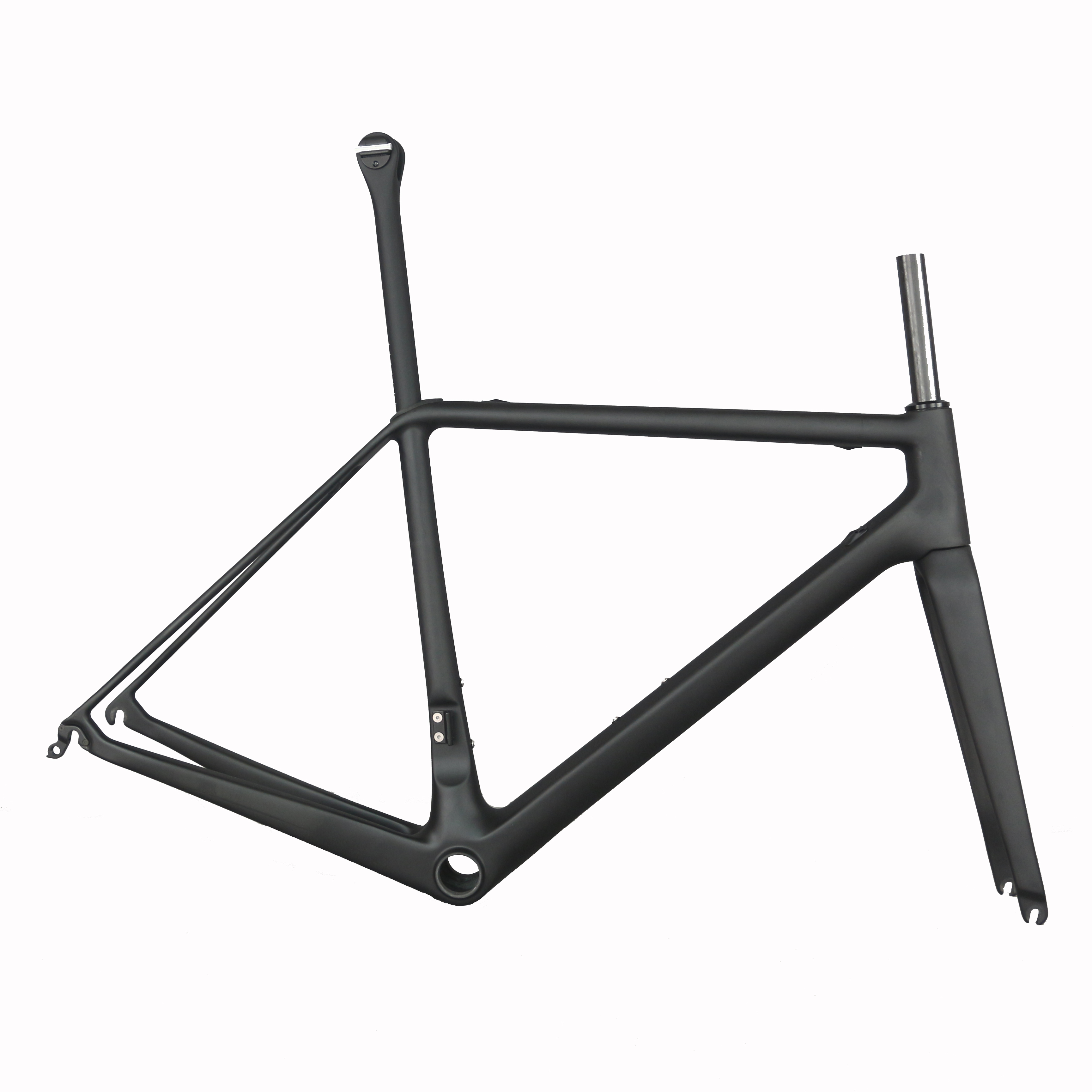 Superlight Road Frame New EPS Technology Toray Carbon T1000 Fiber Max Tire Size 25C All Internal Cable Road Bicycle Frame  FM609