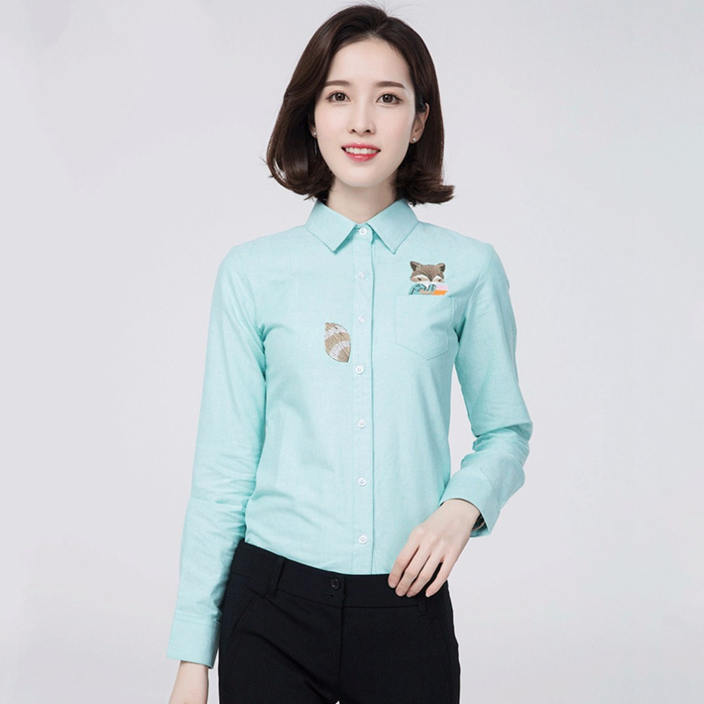 Popular Business Shirt Women-Buy Cheap Business Shirt Women lots ...