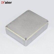 6PCS effetti per Chitarra stomp box contenitore in alluminio hammond 1590BB