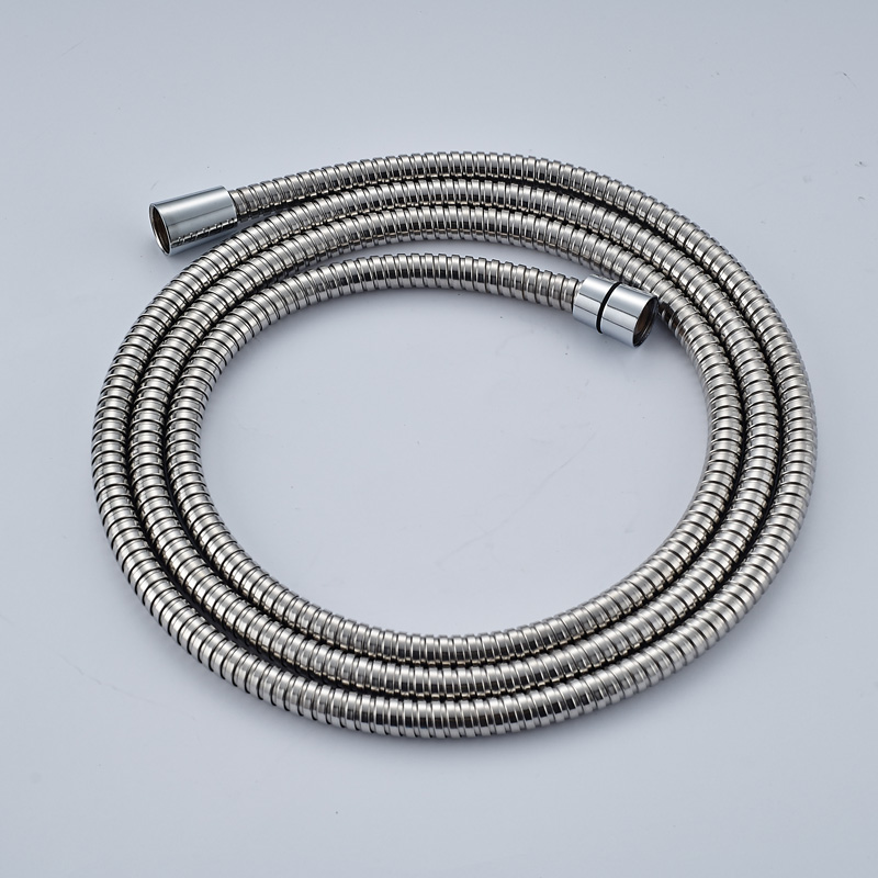 Extensible Brass Double Lock Chrome Plated Shower Hose 245CM ...