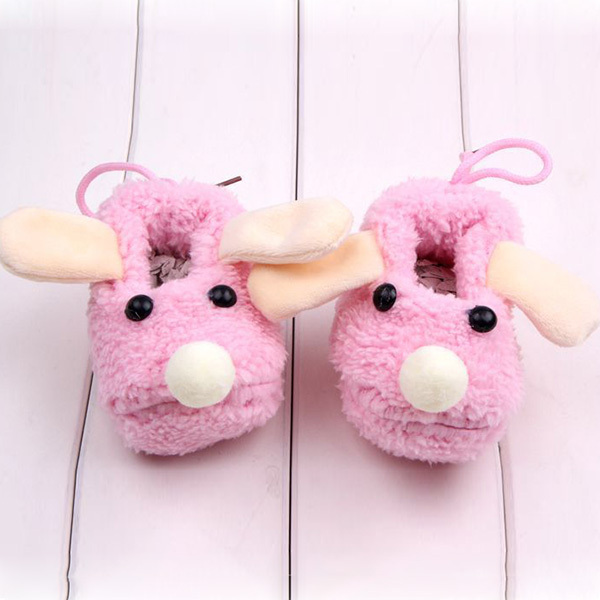 Baby-Newborn-Infant-Girls-Coral-Fleece-Shoes-Cartoon-Crib-Shoes-Socks-Prewalkers-3