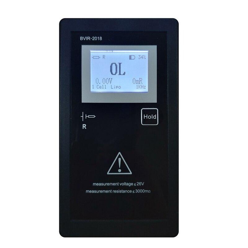 Voltmètre numérique d'appareil de contrôle interne de résistance de tension de batterie d'affichage à cristaux liquides pour des batteries au lithium au plomb acide 9V 12V 24V