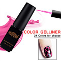 Perfect Summer Soak Off Painted Nail Gel Polish DIY Nail Art UV Led Long Lasting Drawing Nail Gel Pen Gel Liner