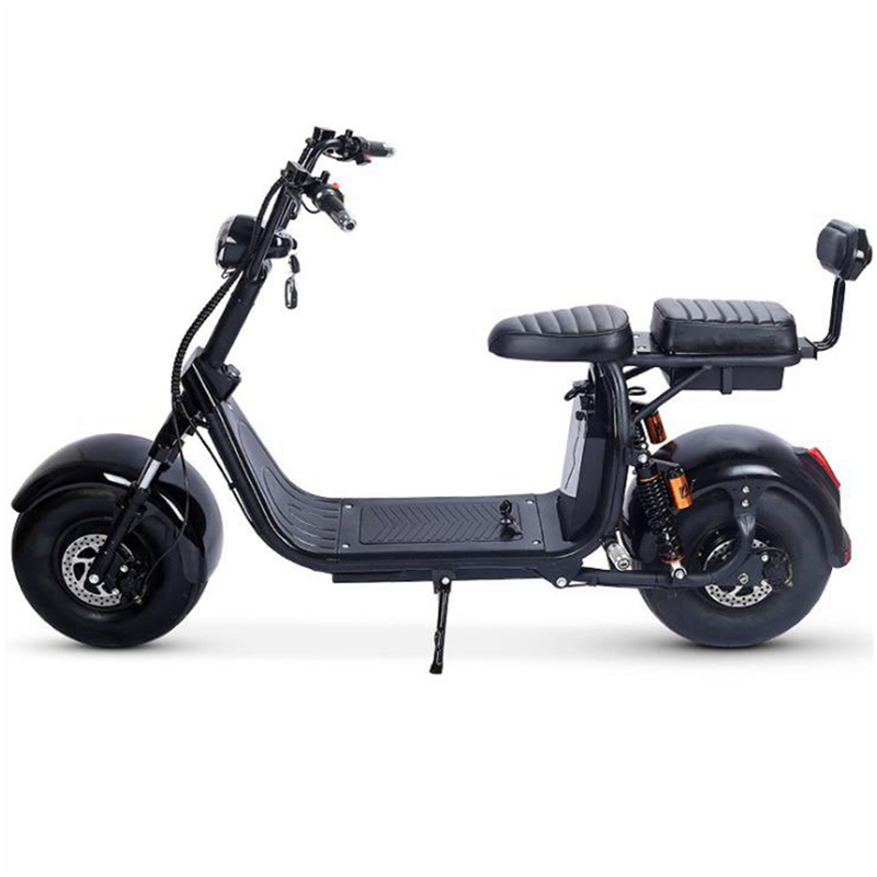 New Harley electric motorcycle / super long endurance electric scooter / Harley car with back cover / with various design of ele 60v 1000w harley electric cars electric motorcycle urban street car large wheel electric vehicles al320803