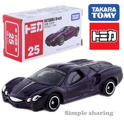 Takara tomy tomica no.25 mitsuoka orochi 1:63 diecast carro em miniatura roadster modelo kit quente crianças brinquedos pop criança bonecas