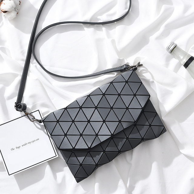 Women Sling Bag Female Shoulder Bags Girls Flap Geometric Luxury Handbags Women Bags Designer Messenger Bags 1