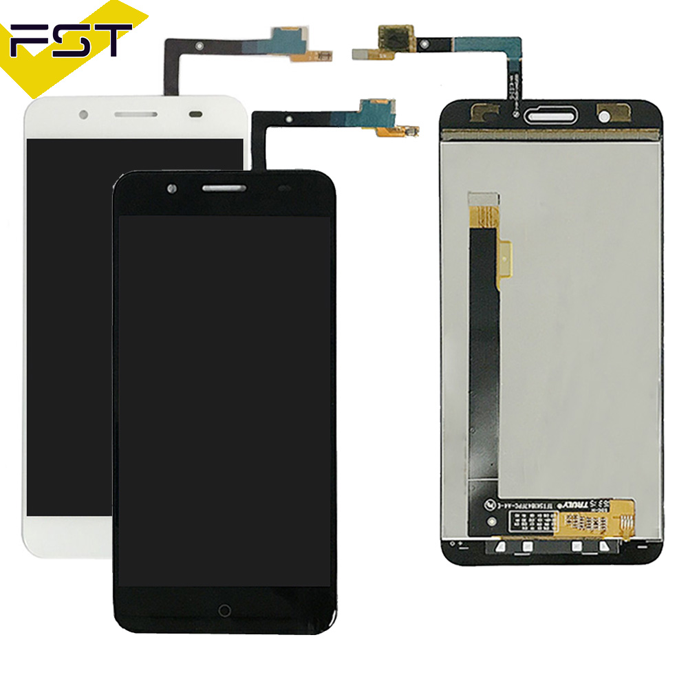 For ZTE Blade A610 plus A2 plus LCD Display and Touch Screen Digitizer 5.5 inch Mobile Phone Accessories With Tools+AdhesiveFor ZTE Blade A610 plus A2 plus LCD Display and Touch Screen Digitizer 5.5 inch Mobile Phone Accessories With Tools+Adhesive