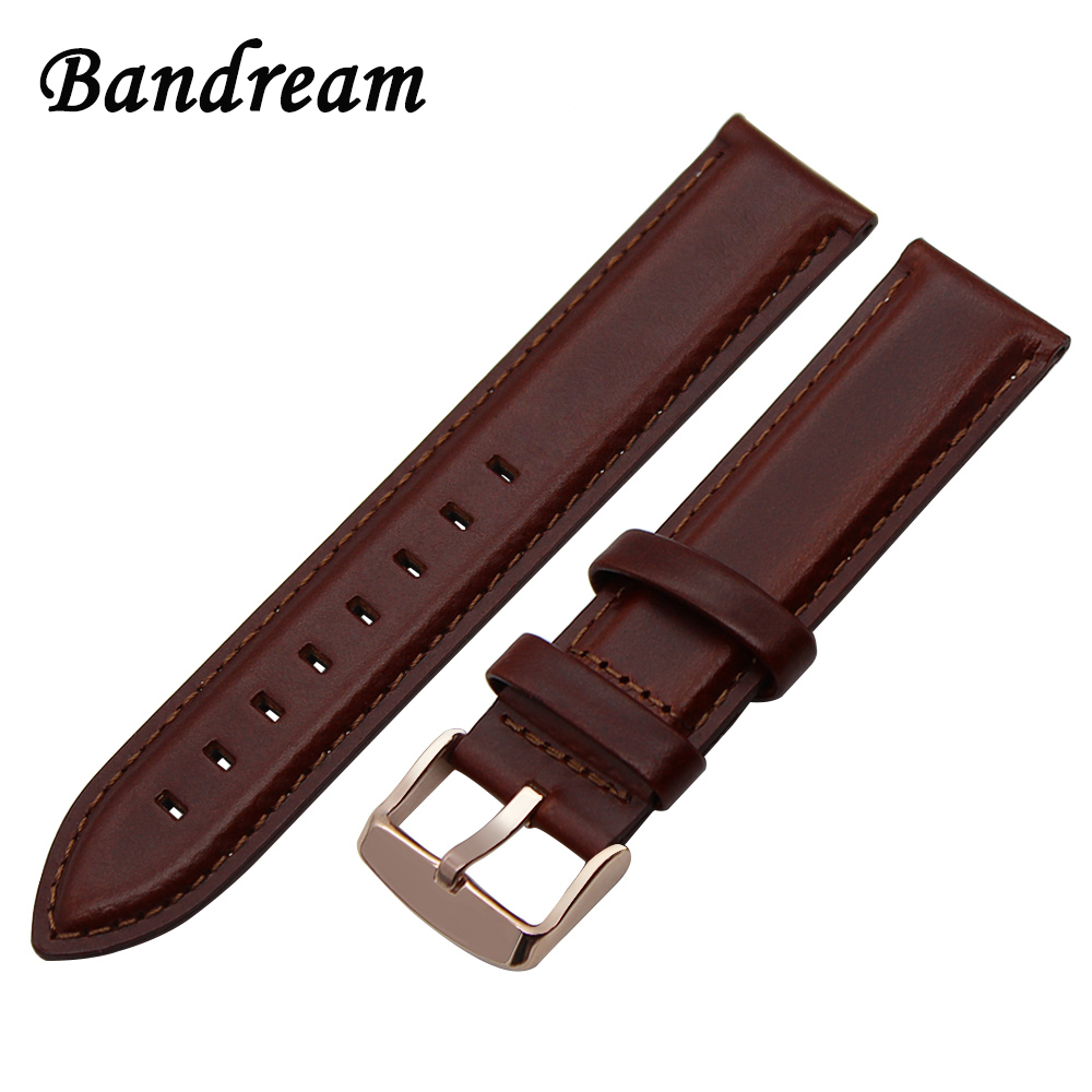 13mm 18mm 20mm Genuine Calf Hide Leather Watchband for DW Daniel Wellington Watch Band Steel Buckle Strap Wrist Belt Bracelet
