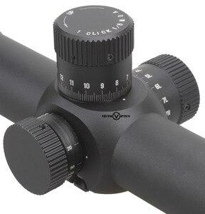 Image 5 - Vector Optics Atlas 5 30x56 ปืนไรเฟิลขอบเขต 35 มม.Riflescope Sunshade VHLแกะสลักReticleป้อมปืนล็อคโฟกัสด้านข้าง 12.7 มม 50 BMG