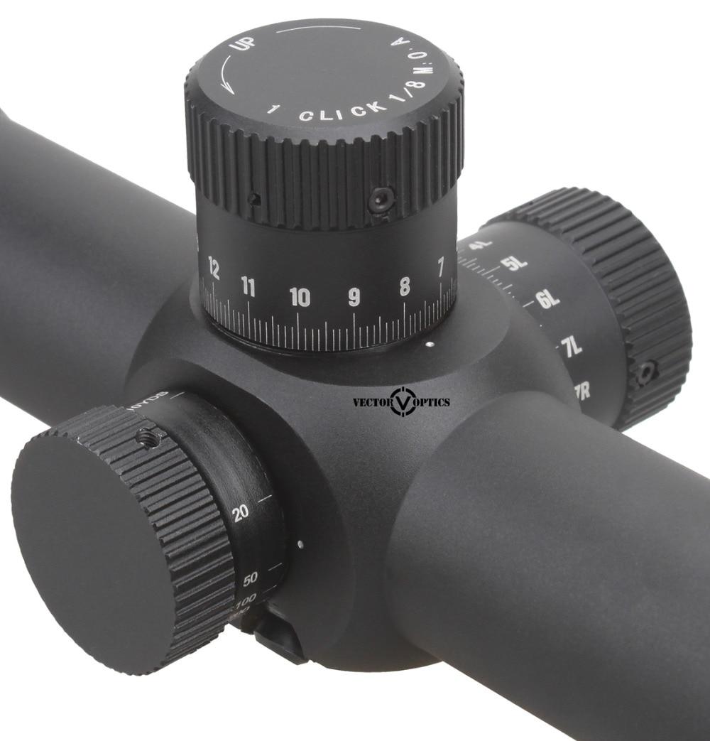 Vector Optics Atlas 5-30x56 Richtkijker 35mm Richtkijker Zonnescherm - Jacht - Foto 5