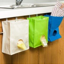 Kitchen sundries bag door back type garbage storage bag 23*10.5*26.5cm free shipping tmc remington 870 bag back bag in cordura multicam cordura bag free shipping sku12050473