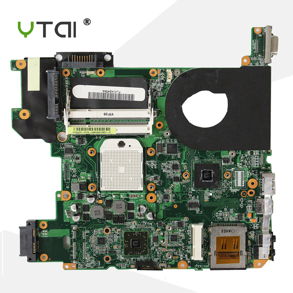 YTAI for ASUS M4 REV:2.1 laptop motherboard 08N1-0BU3J00 SOCKET S1 DDR2 mainboard цены