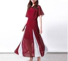Summer Dress 2018 New Fashion Women S Clothing Sexy Party Style Casual Sheath O -Neck Long Sleeve Vestidos