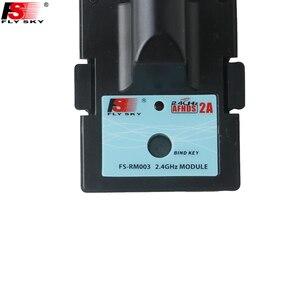 Image 2 - FS RM003,1 stücke Flysky FS RM003 2,4G Sender Modul mit Antenne Kompatibel AFHDS 2A Nur Für FS TH9X Sender