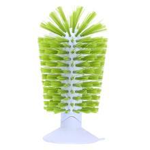 цены на Bottle  Wash  Brush 360 Degree Rotating Brush Bottle Brush Glass Brush Bottle Ceal 093  в интернет-магазинах