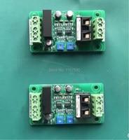 O envio gratuito de máquina de moldagem por Injeção servo de transformação 0-10 v placa de placa de conversão de sinal de fluxo elétrico