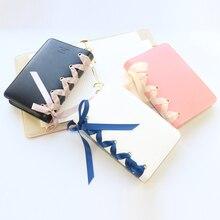 Domikee cute office school cuadernos espiral diarios papelería, carpeta persona kawaii planificador semanal agenda organizador regalo, A5A6