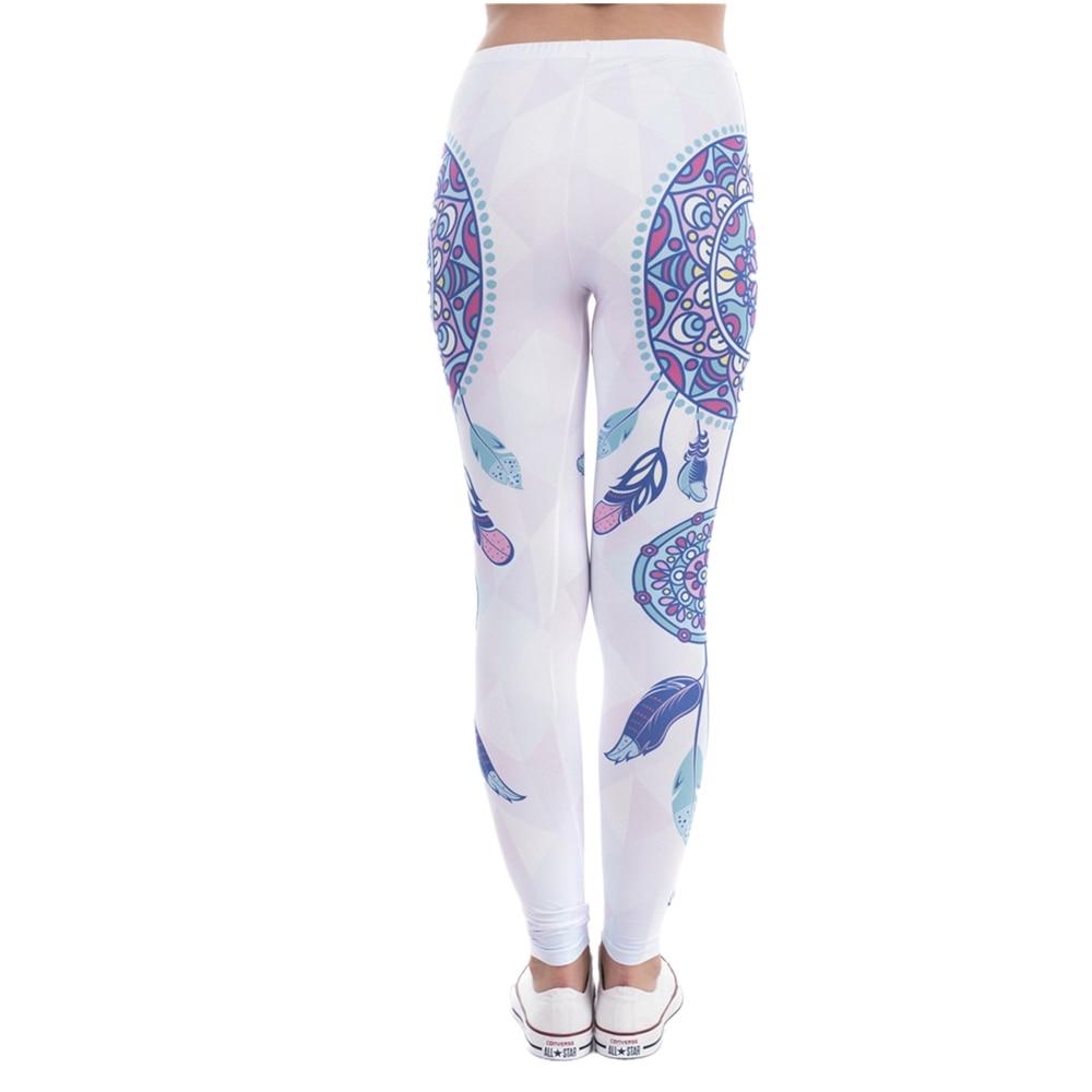 60c393b390307f Dreamcatcher Triangles Women Leggings 3D Print Causal Jeggings Sexy Girls  Leggins Tayt Fitness Legging Calzas Mujer Soft Legins -in Leggings from  Women's ...