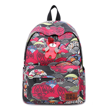 Women Laptop Backpack Large Capacity School Bag for Teenage Girls 2019 Hot Female Male Bagpacks Student Escolar Mochila Feminine цена