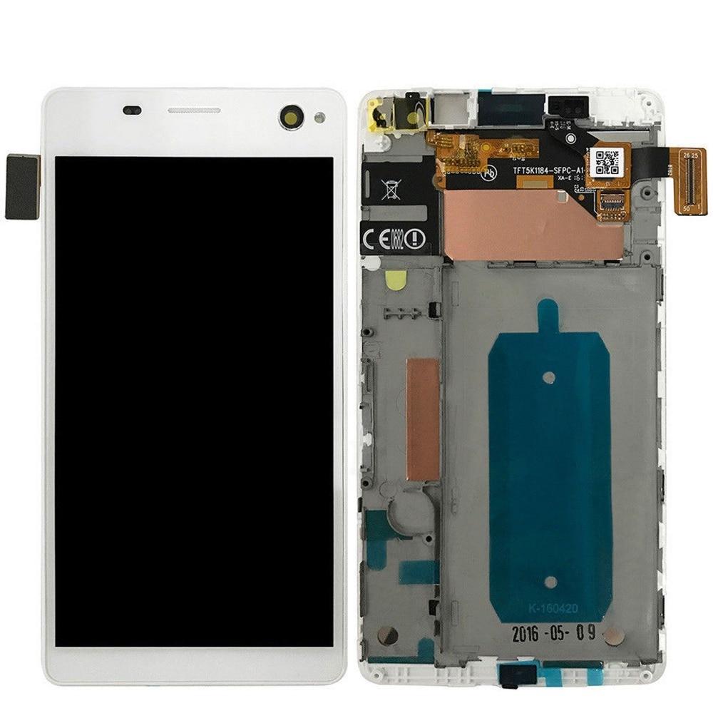 Cut Price For Sony Xperia C4 E5303 E5306 E5333 E5343 E5353 E5363 C 4 Touch Screen Digitizer Sensor Glass