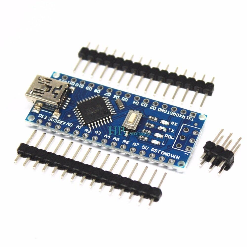 1pcs mini usb nano v3 0 atmega328p controller compatible. Black Bedroom Furniture Sets. Home Design Ideas