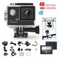 16MP 4K Full HD 2160p mini wireless mini sport DV camcorder 24fps  2.0'' Screen Waterproof Sports Mini DV Camcorder