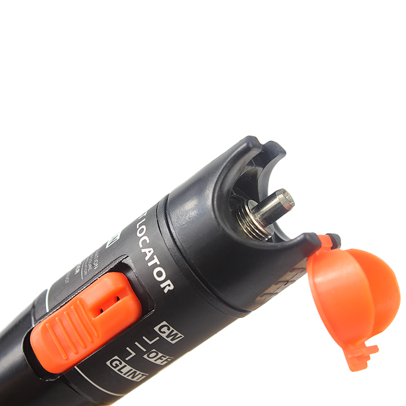 10 mw Rot Laser Licht Fiber Optic Kabel Tester Visual Fault Locator