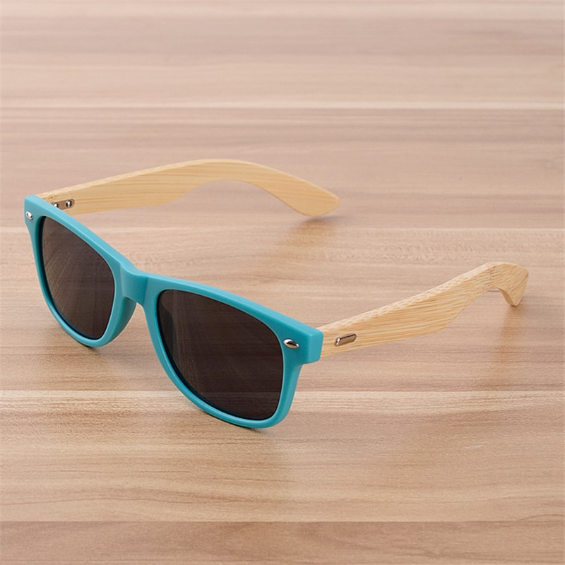 NOSSA New Bamboo Sunglasses Men Wooden Sun glasses Women Brand Designer Original Wood Glasses Oculos de sol masculino