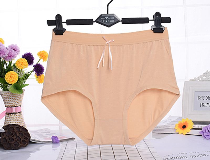 493588f88295 Detail Feedback Questions about 2Pcs/lot High waist modal panties ...