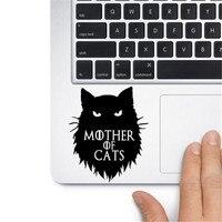 Game Of Thrones Mother Of Cats Khaleesi Wall Sticker Home Decor Decals DIY Cartoon Car Stickers