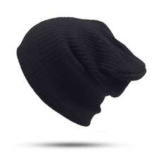 Simple Classic Forever Bone Hat For Women Girls Men Boys Knitted Hats Headgear Female Spring Winter