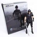 Playarts KAI Final Fantasy Noctis Lucis Caelum XV FF15 Acción PVC Figura de Colección Modelo de Juguete