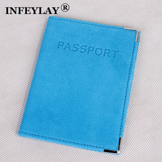 High quality creative wallet russia selling tourism guarantee suede high quality creative wallet russia selling tourism guarantee suede leather passport business card bag travel passport colourmoves