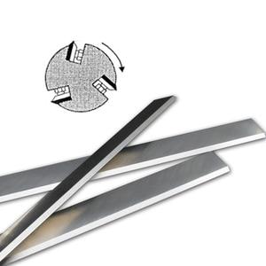 Image 3 - TASP 3 adet 260mm HSS kalınlık ve planya bıçağı Jointer bıçaklar 260x25x3mm Resharpenable Jet JPT260 JPT 260 Startrite K260