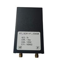 Local Oscillator 125MHZ RTL.SDR HF Upconverter Receiver Voltage 5V 1.6W Power NE602 Chip