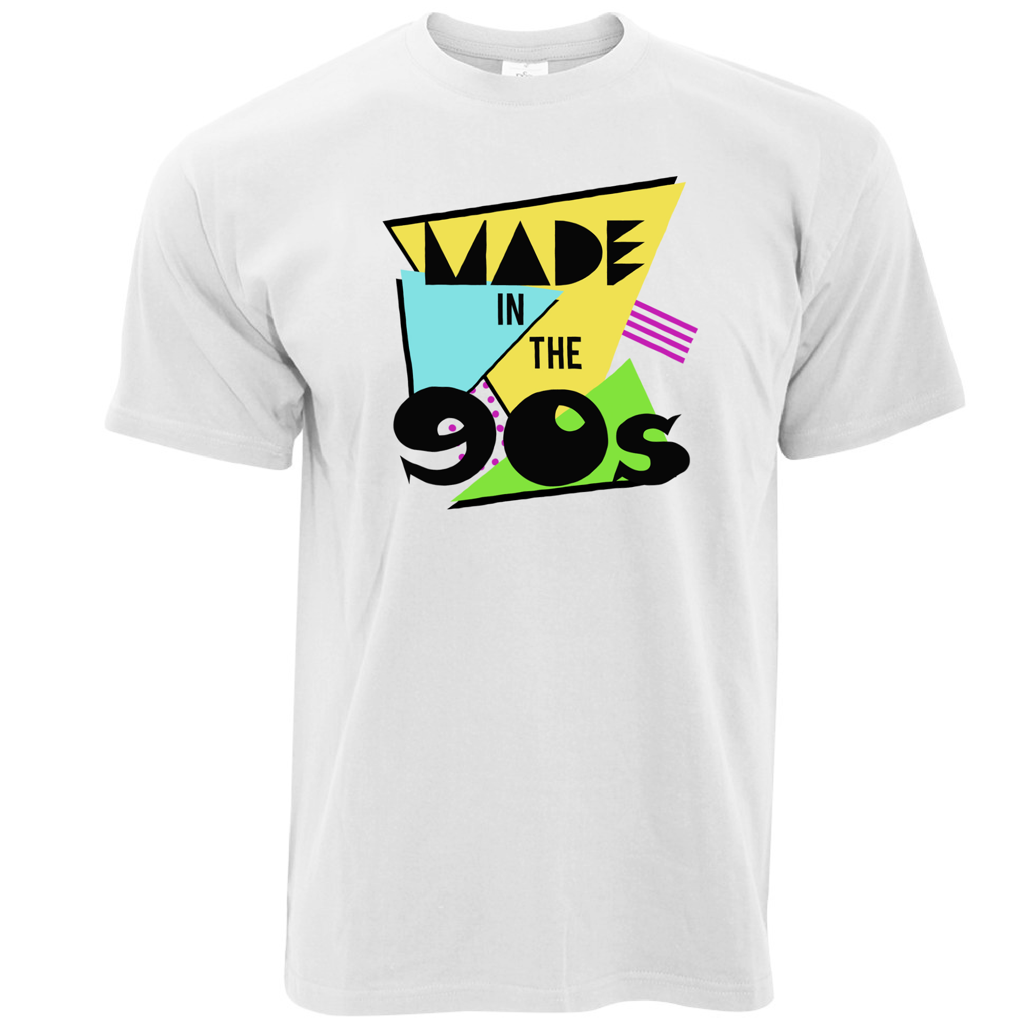 Clothes Machine Men Store Ed Made In The 90S 21St 18Th 16Th Birthday Year Nostalgic All in T Shirts from Men 39 s Clothing