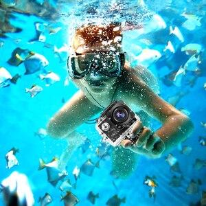 "Image 3 - 30 M Waterdichte Full HD 1080 P Mini Camera Sport Actie Camcorder Outdoor go pro 2 ""Screen Helm Micro Cam Video DV DVR Recorder"