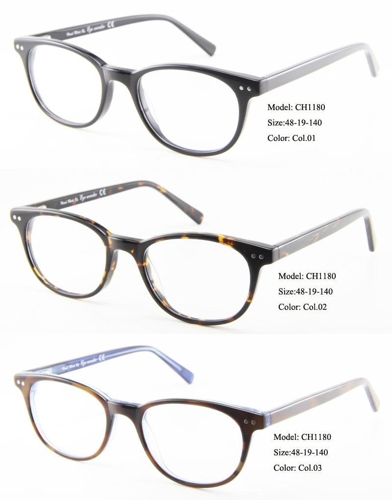 Augen wunder Großhandel Männer und frauen Vintage Acetat Brillen ...