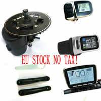 36V 48V 52V UE stock UE sin impuesto tongheng TSDZ2 conversión DIY ebike Motor de Kit medio, Sensor de par Motor de bicicleta eléctrica de alta velocidad