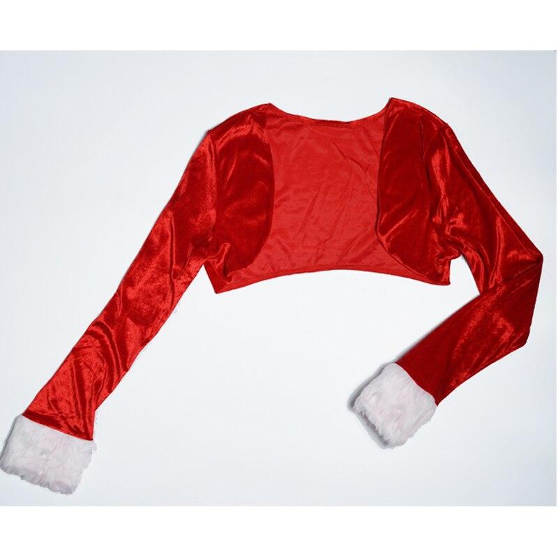 2017-New-Arrival-Costume-Cosplay-For-Adult-Christmas-Dresses-Women-Velvet-Dress-Belt-Hat-Stocking-Christmas (2)