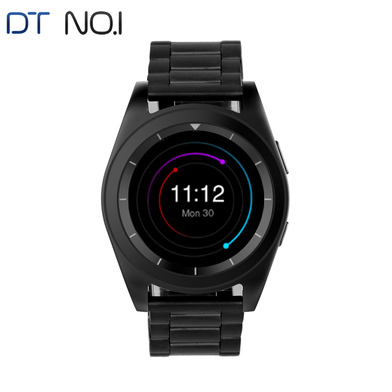 DTNO.1 G6 Sport Bluetooth 4.0 Smart Watch MT2502 HD Screen Heart Rate Sleep Monitor Pedometer Smartwatch for IOS Android Phone no 1 g6 eu us bluetooth 4 0 heart rate monitor smart watch black