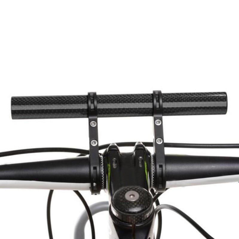 Handlebar Extension Mount Bike Handle Bar Bracket Extender Holder Mount 10cm