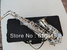 Großhandel verkäufe 82Z Altsaxophon flache instrument auf der oberfläche von nickel plating